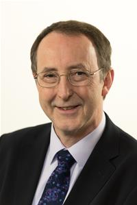 Profile image for Councillor Adrian Collett